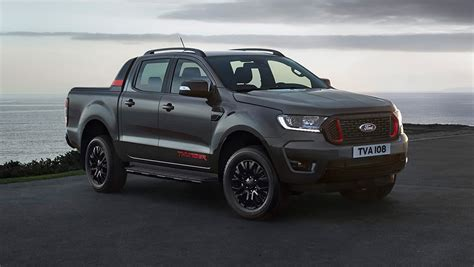 Although the ford ranger disappeared from american new car dealerships after 2011, it came storming back for the 2019 model year. New Ford Ranger Thunder 2020 detailed: Angry dual-cab ute ...