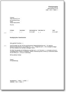 kuendigung gewerbemietvertrag fristgemaess vermieter
