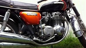 1974 Honda Cb 550-four