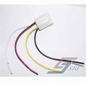 Honda Ex5 Rectifier Socket 4 Wire