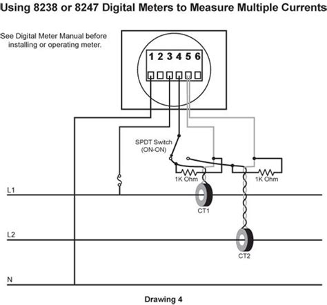 Switching Inputs Digital Meters Part Blue Sea Systems
