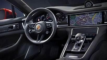Panamera Porsche Interior Inside Turismo Autodius