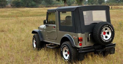 mahindra jeep thar mahindra thar jeep modification customization services