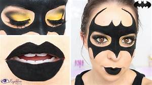 How to Do a super hero makeup look with XSparkage