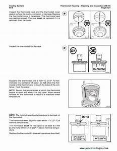 Cummins N14 Engines Shop  U0026 Troubleshooting  U0026 Repair Manual Pdf