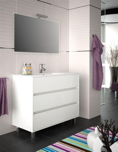 meuble de salle de bain salgar s 233 rie arenys 100 cm