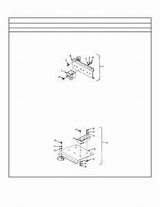 Gun Rack Assembly Maintenance Instructions  Cont