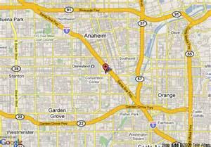 Anaheim Convention Center Map