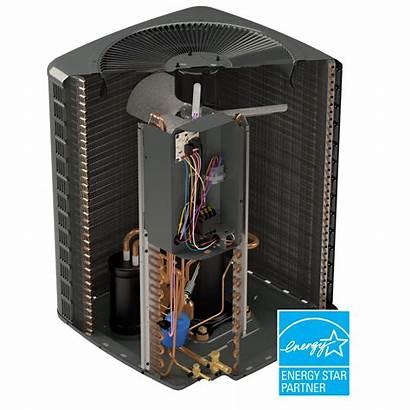 Heat Ac Goodman Hvac Pumps Technology Cutaway