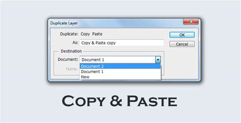 Quick Tip Copy Layers Between Documents In Photoshop