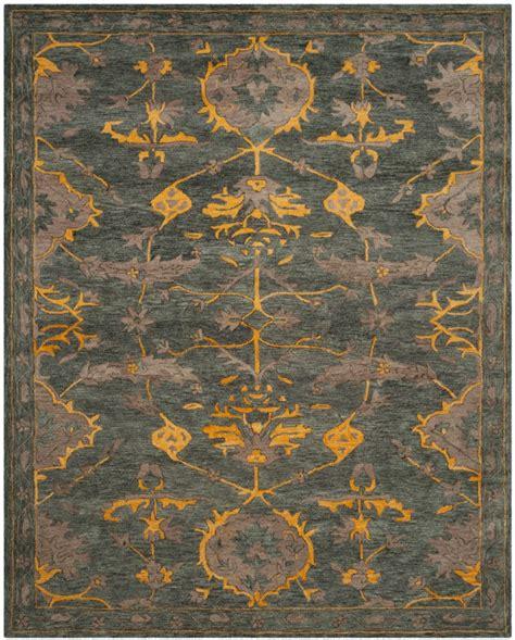 safavieh bella bela blue grey gold rug studio