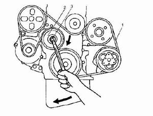 2008 Suzuki Sx4 L4 2 0l Serpentine Belt Diagram
