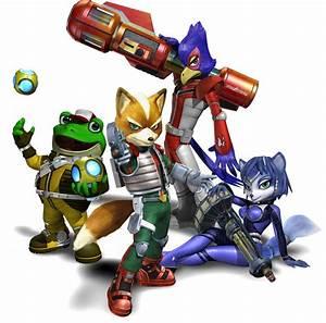 Star Fox Team Nintendo FANDOM Powered By Wikia