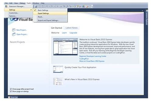 visual studio 2013 web express descargar gratuita