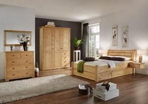 Komplettes Schlafzimmer Kaufen : komplett schlafzimmer massiv g nstig online kaufen yatego ~ Watch28wear.com Haus und Dekorationen