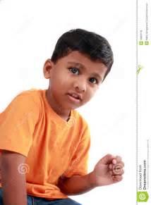Cute Indian Kid stock image. Image of innocent, innocence ...