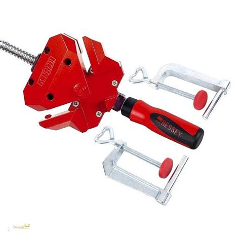 bessey  degree  angle corner clamp woodworking wood