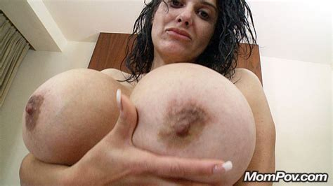 43 Year Old With Huge New Tits Photo Album By Mom Pov