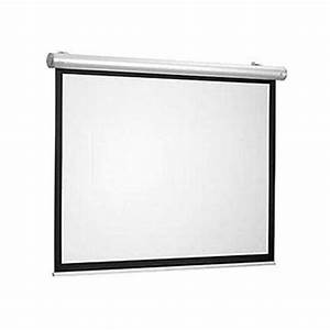 60 X 60 Manual Projection Screen
