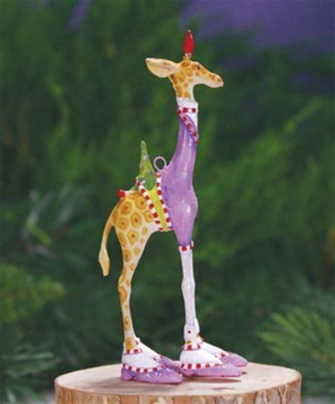 sophie the giraffe christmas ornament giraffe ornaments webnuggetz
