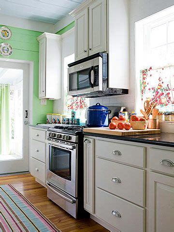 kitchens with floors best 25 cottage curtains ideas on 6615