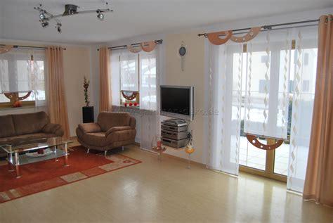 Stufen Gardine Fürs Wohnzimmer Mit Designer Bögen Und Ösen