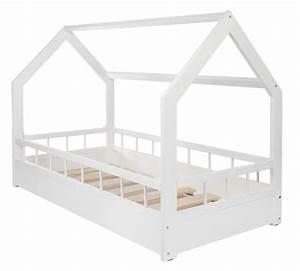 Lit Montessori Cabane : le lit montessori cabane de velinda ~ Melissatoandfro.com Idées de Décoration