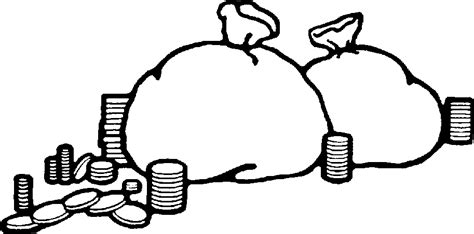 money clipart black and white best money clipart black and white 13907 clipartion