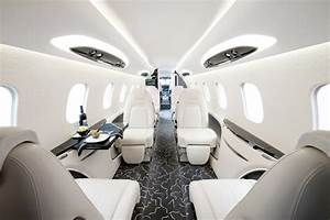 Luxury private jets - Bellisima
