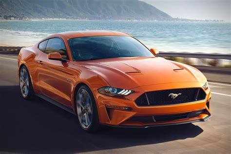 2018 Mustang Gt by 2018 Ford Mustang Gt Hiconsumption