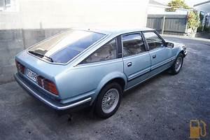 1985 Rover Sd1 Vanden Plas Efi