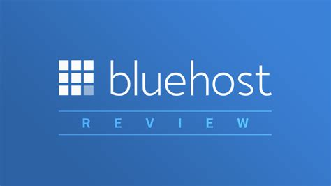 bluehost review   solid analysis