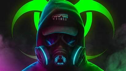 Mask 4k Gas Toxic Guy Anime Hoodie