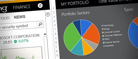 sle investment portfolio templates financial portfolio template for excel 2013