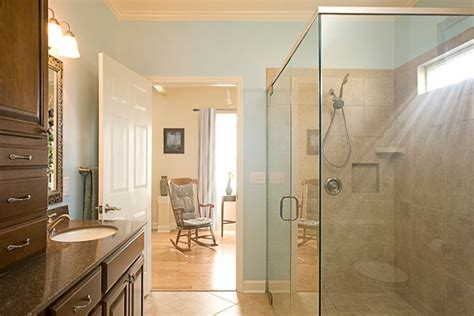 painting handicap accessible bathroom with paint color