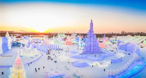 Incredible Photos of the 2019 Harbin Ice and Snow