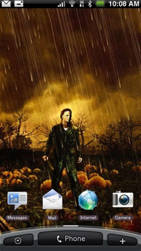 michael live wallpaper android free michael myers live wallpaper wallpapersafari