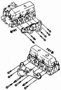 repair guides checking engine compression exhaust With isuzu truck head