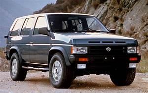 Nissan Pathfinder History  Photos On Better Parts Ltd