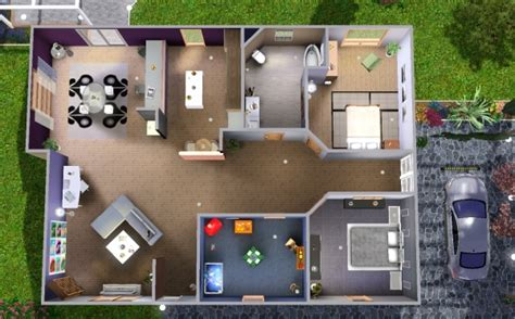plan de maison pour les sims 3 studio design gallery best design