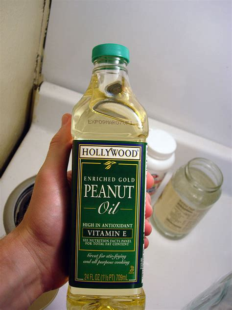 oil peanut frying deep turkey cooking vegetable wikipedia bottle oils food fryer nut ground chinese sesame uses corn canola vitamin