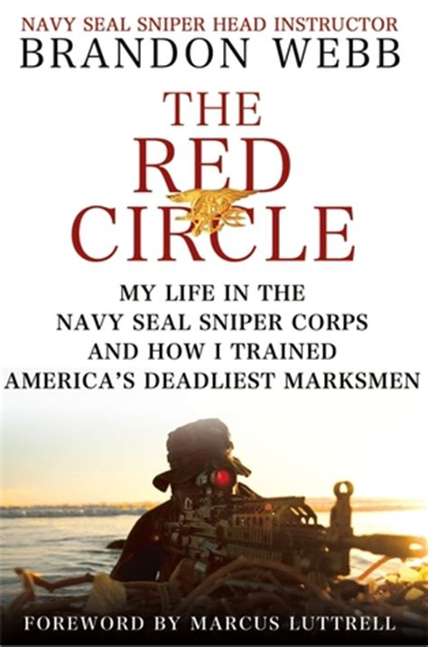 red circle  life   navy seal sniper corps    trained americas deadliest