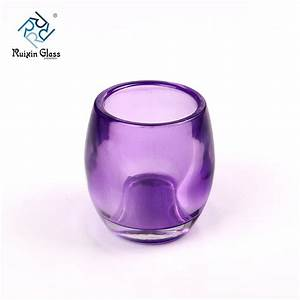 Glass Votive Holders Clear Votive Candle Holders