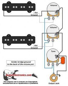 Bass Wiring Diagram Diy Fender Precision