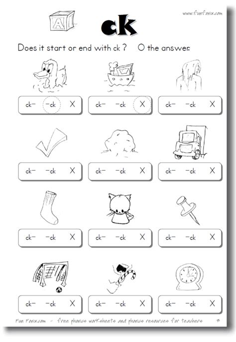 fonix book 2 consonant digraph worksheets