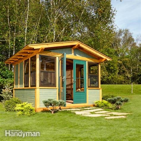 Plans For Backyard Sheds by 2016 Shed