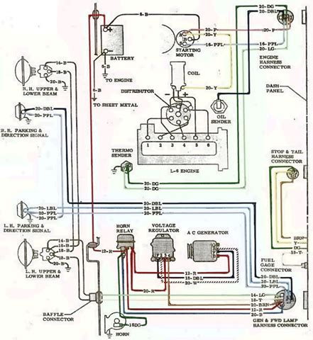 Wiring Diagrams Gmc Truck Electrical System