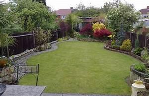 comment amenager le petit jardin 18 idees inspirantes With amenager un jardin rectangulaire