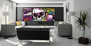 Tableau En Bois Décoration : utiliser deux couleurs pour peindre sa chambre comment faire ~ Teatrodelosmanantiales.com Idées de Décoration