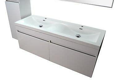 Badezimmer Unterschrank 140 Cm by Doppelwaschtisch 140cm Waschbecken Bad Unterschrank